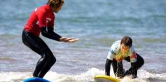 Surfing Taster Lessons