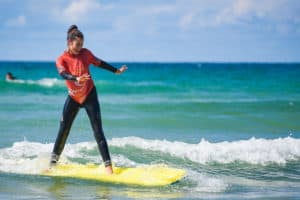Taster Surfing Lessons