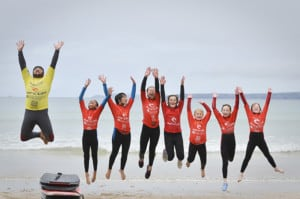 Family Bodyboard Lessons Cornwall