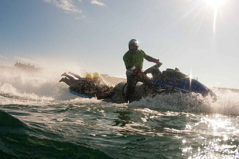 Jet Coasteering, Newquay – the ultimate for high octane fun!