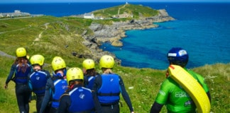 All Day Coasteering Newquay