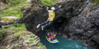 Super SUP & Coasteering