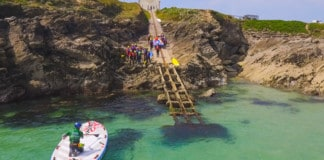 Eco Monster Super SUP Newquay