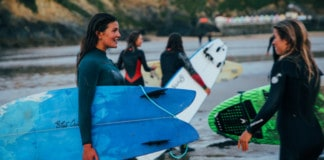 Surfing Women and Waves Coaching Day Newquay