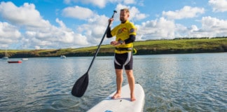 Military Adventure Training SUP