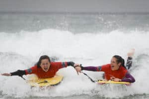 Kids Activities Bodyboarding Lessons Newquay