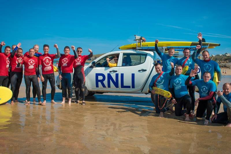 Stag and Hen Lifeguard Trials