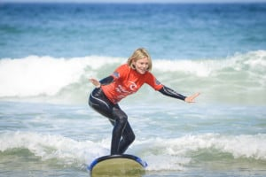 Stag and Hen Surfing Lessons
