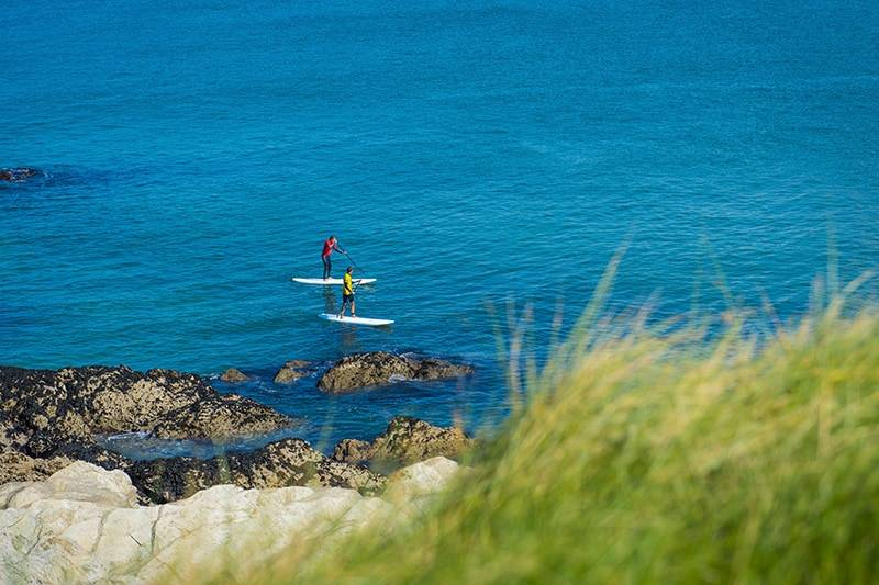 Stand Up Paddleboarding Newquay
