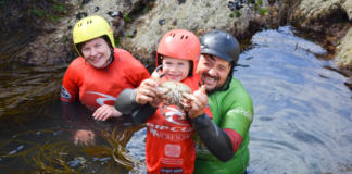 School Activities Fistral Rangers