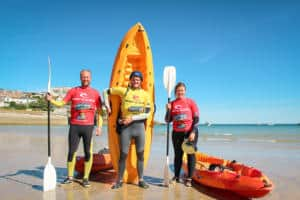 Private Kayaking Tour Newquay