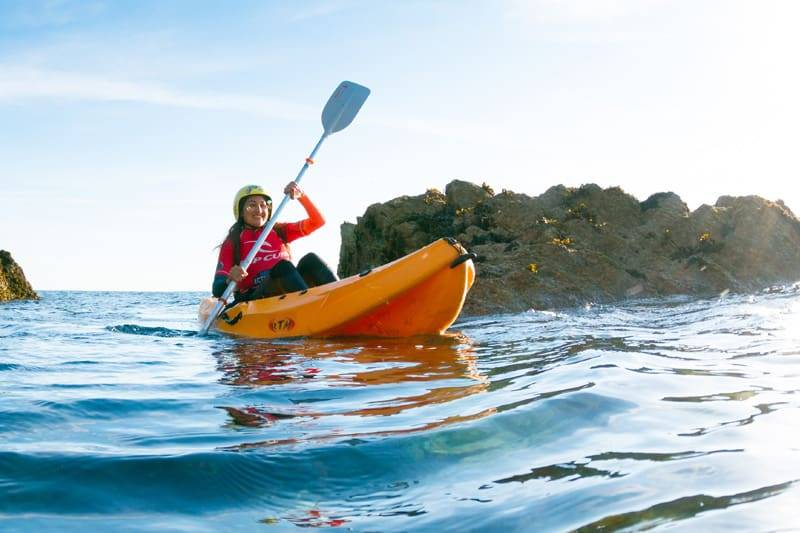 Stag and Hen Kayaking