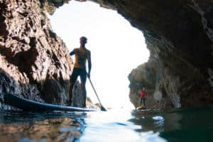 SUP Eco Stand Up Paddle Boarding Cornwall