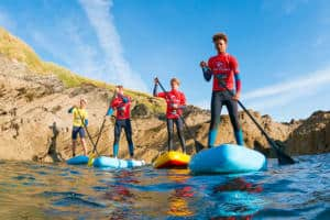 SUP Lesson & Tour Newquay