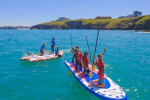 Family Super SUP Cornwall