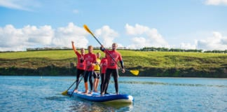 Super SUP Gannel Super SUP Tour