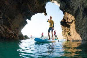 Stag and Hen SUP Tours Cornwall