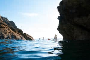 Stag and Hen SUP Tours Newquay