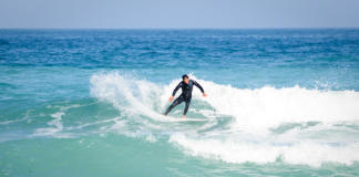 Spring Surfing Cornwall
