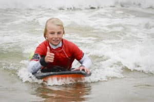 Family Bodyboarding Lessons