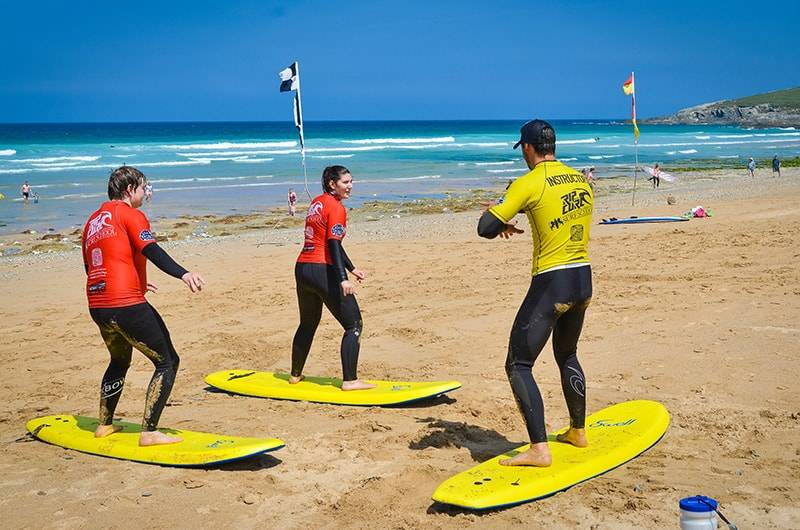 Online Surf Qualifications