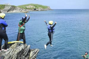 Gold Select Private Coasteering