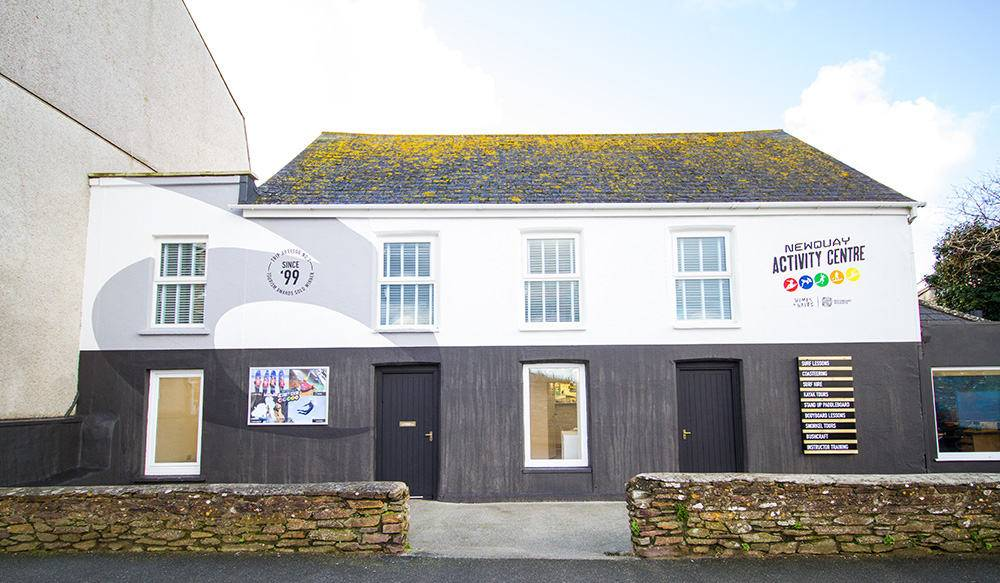 Newquay Activity Centre, 60 Fore Street, Newquay