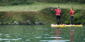 Family River SUP Tour Cornwall