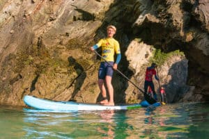 SUP Eco Stand Up Paddle Boarding Newquay