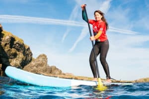 SUP Lesson & Tour Cornwall