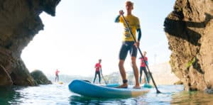Stand Up Paddleboarding Cornwall