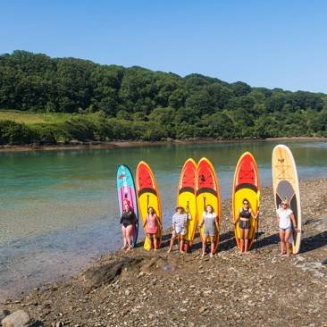 Outdoor Instructor Course Covid Newquay