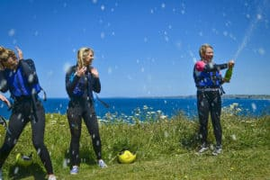 Stag and Hen Coasteering
