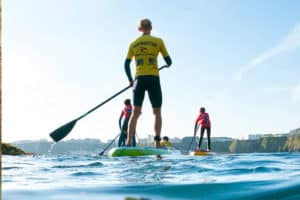 Corporate SUP Cornwall