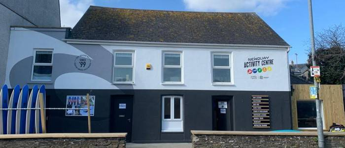 Newquay Activity Centre Fore Street